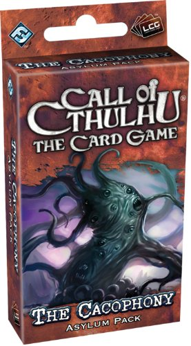 Call Of Cthulhu LCG: The Cacophony Asylum Pack