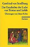 Image of Die Geschichte der Liebe von Tristan und Isolde.