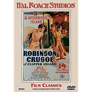 Robinson Crusoe of Clipper Island movie