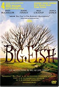 Big Fish from Sony Pictures Home Entertainment