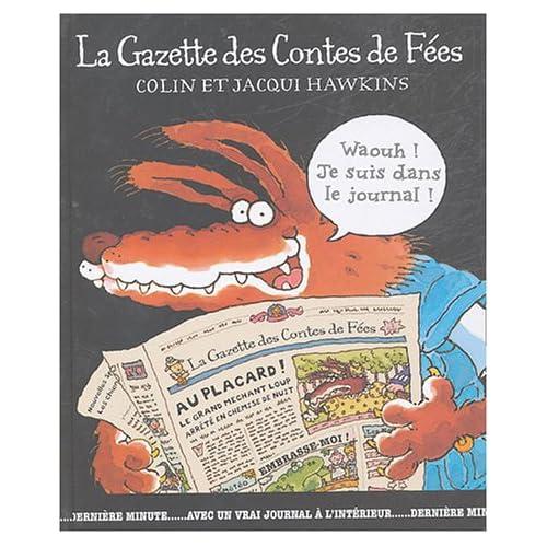 La gazette des contes de fées (1)
