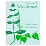 Applied Weed Science (2nd Edition)