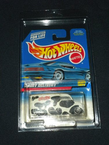 Hot Wheels Dairy Delivery (1999) GOT MILK? #1004