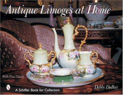 Antique Limoges at Home