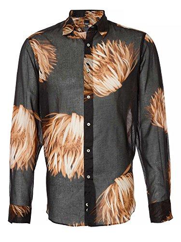 gianfranco-ferre-messieurs-chemise-daffaires-noir-41-l