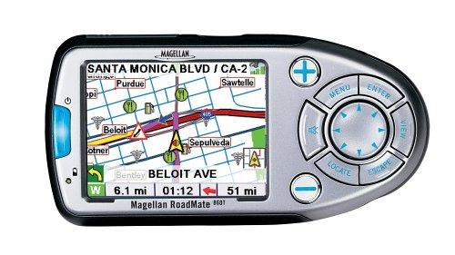 Magellan RoadMate 860T 3.5-Inch Portable GPS