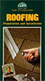 Roofing - Preparation and Installation [VHS]