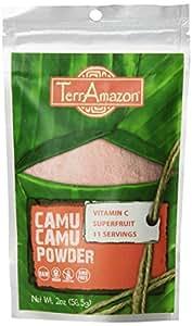 TerrAmazon Camu Camu Powder, 2 Ounce