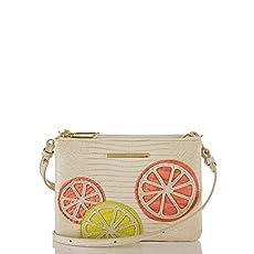 Perri Crossbody<br>Vanilla Cream Citrus