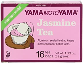 Yamamotoyama Jasmine Tea 113-Ounce Boxes Pack of 12