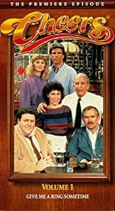 Cheers, Vol. 1 - Give Me a Ring Sometime (Pilot) [VHS]