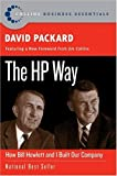 img - for The HP Way: How Bill Hewlett and I Built Our Company (Collins Business Essentials) book / textbook / text book
