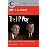 The HP Way: How Bill Hewlett and I Built Our Companyby David Packard