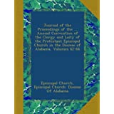 Journal of the Proceedings of the ... Annual Convention of the Clergy and Laity of the Protestant Episcopal Church...