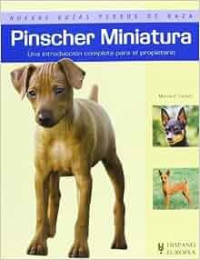 Pinscher miniatura. Nuevas guis perros de raza (Nuevas