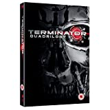 Terminator Quadrilogy [DVD] [2009]by Christian Bale
