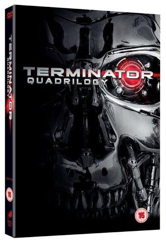 Terminator 1-4 (4-Disc Set) [DVD] [2009]