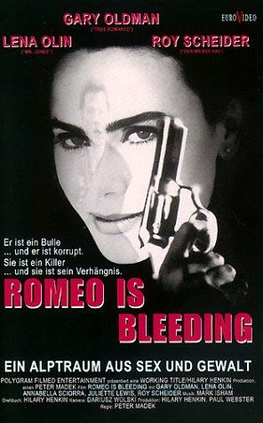 Romeo Is Bleeding [VHS]