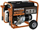 Generac 5623 GP6500 8,000 Watt 389cc OHV Portable Gas Powered Generator