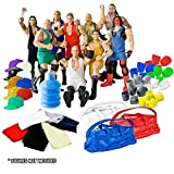 Wrestler Accessory 57 Piece Deal For Wrestling Action Figures