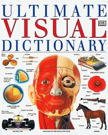 Ultimate Visual Dictionary, DK Publishing