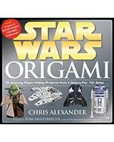 Star Wars Origami: 36 Amazing Models from a Galaxy Far, Far Away
