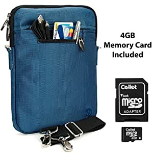 Vg Tablet Sleeve - Blue