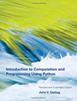 Introduction to Computation and Programming Using Python Front Cover