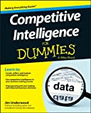 img - for Competitive Intelligence For Dummies (For Dummies (Business & Personal Finance)) book / textbook / text book