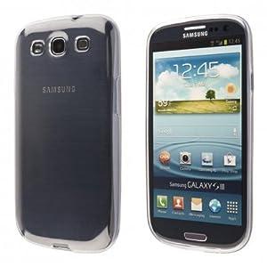 ECENCE Samsung Galaxy S3 i9300 S3 Neo i9301 Coque de protection housse case cover transparent 21040205