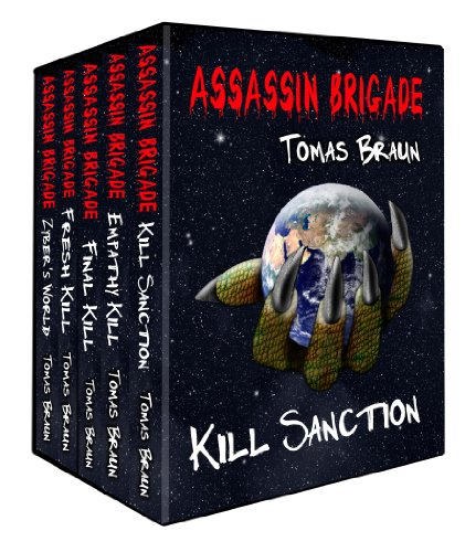 Assassin Brigade Box Set (Mercenaries of Earth Book 15) (Tomas Braun compare prices)