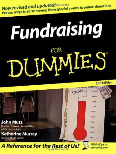 Fundraising For Dummies (For Dummies (Lifestyles Paperback))