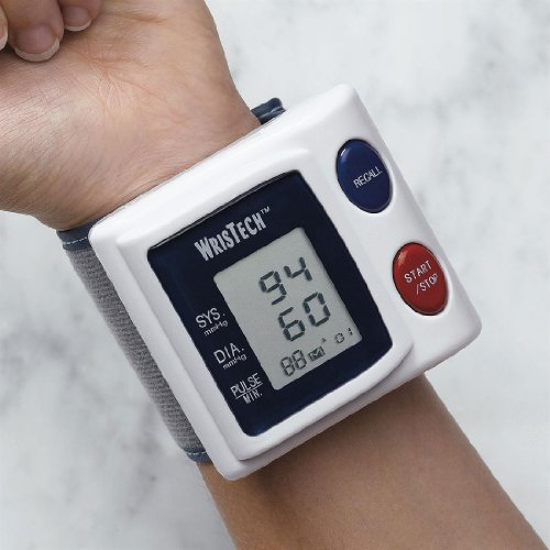Cheap Plus+Size Living BrylaneHome Talking Blood Pressure Wrist Monitor (B007KKKLGQ)
