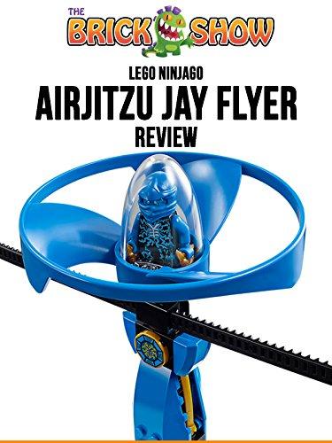 LEGO Ninjago Airjitzu Jay Review 70740