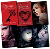 Richelle Mead Richelle Mead Vampire Academy 6 Books Collection Pack Set RRP: £41.94 (Blood Promise, Shadow Kiss, Frostbite, Spirit Bound, Last Sacrifice, Vampire Academy)