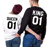 Ouneed TissueToison Sweater - Shirt KING & Queen