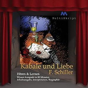 Kabale und Liebe (Hören & Lernen) Hörbuch