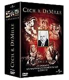 echange, troc Coffret Cecil. B. Demille : Les croisades / Les naufrageurs des mers du sud / Cléopatre