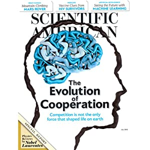Scientific American, July 2012 | [Scientific American]