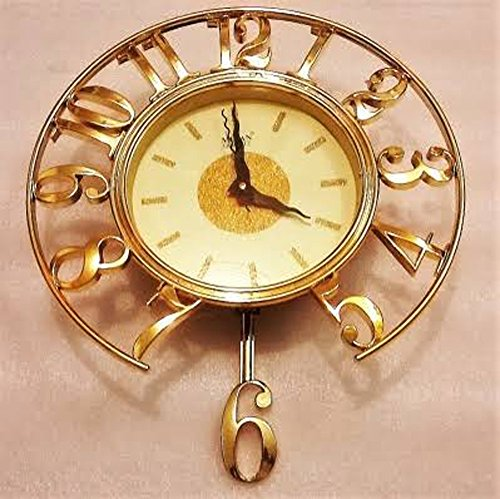 Very attractive long 6 Milan Wall Clock