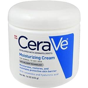 CeraVe Moisturizing Cream, 16 Ounce