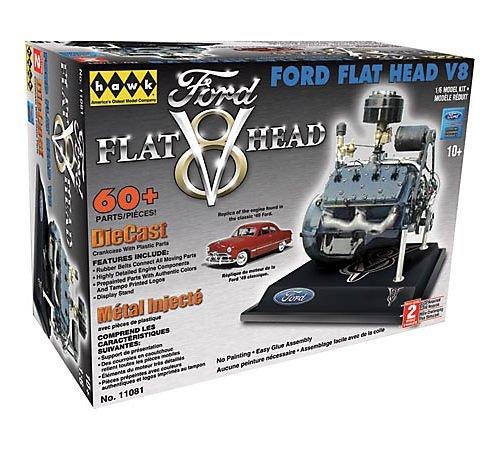 Hawk 1/6 scale Ford Flathead V8 model kit (1 10 Model Engine compare prices)