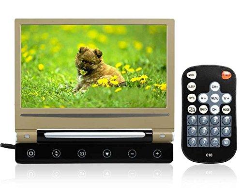 """Generic Ksj-998M 9"""" Tft Lcd Screen Headrest Monitor (Beige)"""