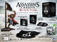Assassin's Creed IV Black Flag Limited Edition - PC by UBI Soft