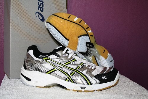 ASICS Gel Beyond Men Volleyball Shoes 8
