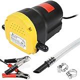 Timbertech - Pompe à vidange d'huile moteur 12 V - pompe d'aspiration d'huiles moteur et gazole - pour voitures, motos, camionnettes etc....