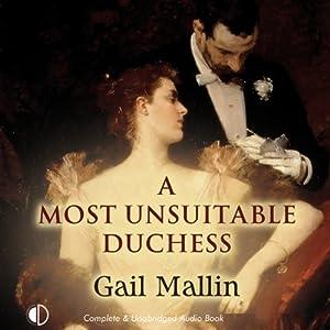 A Most Unsuitable Duchess Audiobook