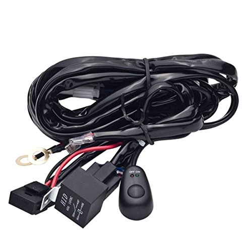 3 wire molex wire harness penton universal off road led light bar on off power penton wire harness
