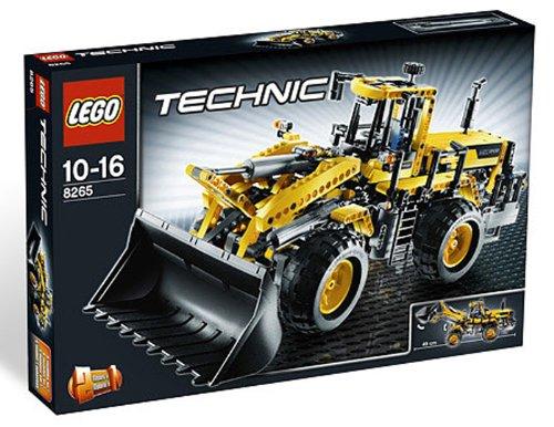 LEGO Technic 8265 - Frontlader