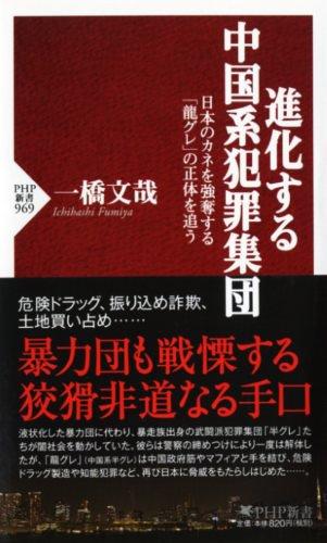 進化する中国系犯罪集団 (PHP新書)
